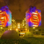 Festival of Lights: Vivantes Klinikum