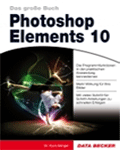 Buch zu Photoshop Elements 10