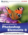 Buch zu Photoshop Elements 8